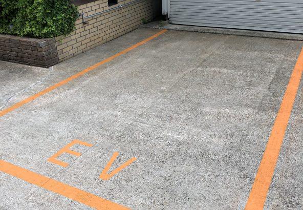 EV電気自動車充電コンセント設置対応